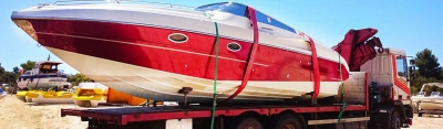 Boat transportation services in wider area of Split and Dalmatia